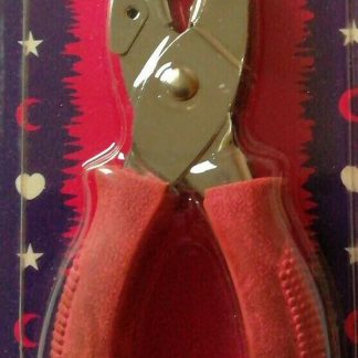 Craft hand punch pliers for paper