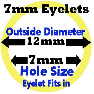 7mm eyelet explained