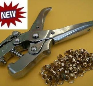 pliers for fitting eyelets